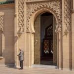 Mausoleum Hassan II. Rabat