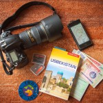Vorbereitung Usbekistan Reise