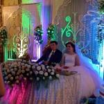 Hochzeitsfest Usbekistan