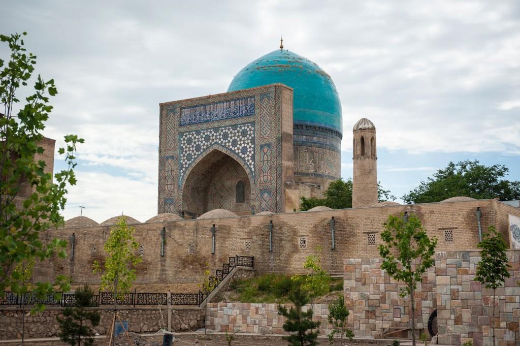 Gök Gumbas-Moschee