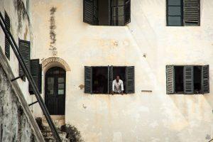 Elmina Castle Sklavenhandel