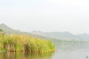 Lake Bosumtwi Ghana