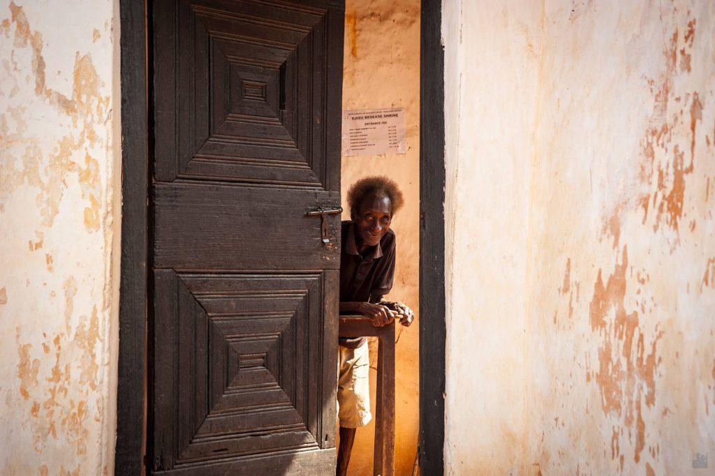 Fetischhaus Besease Ghana