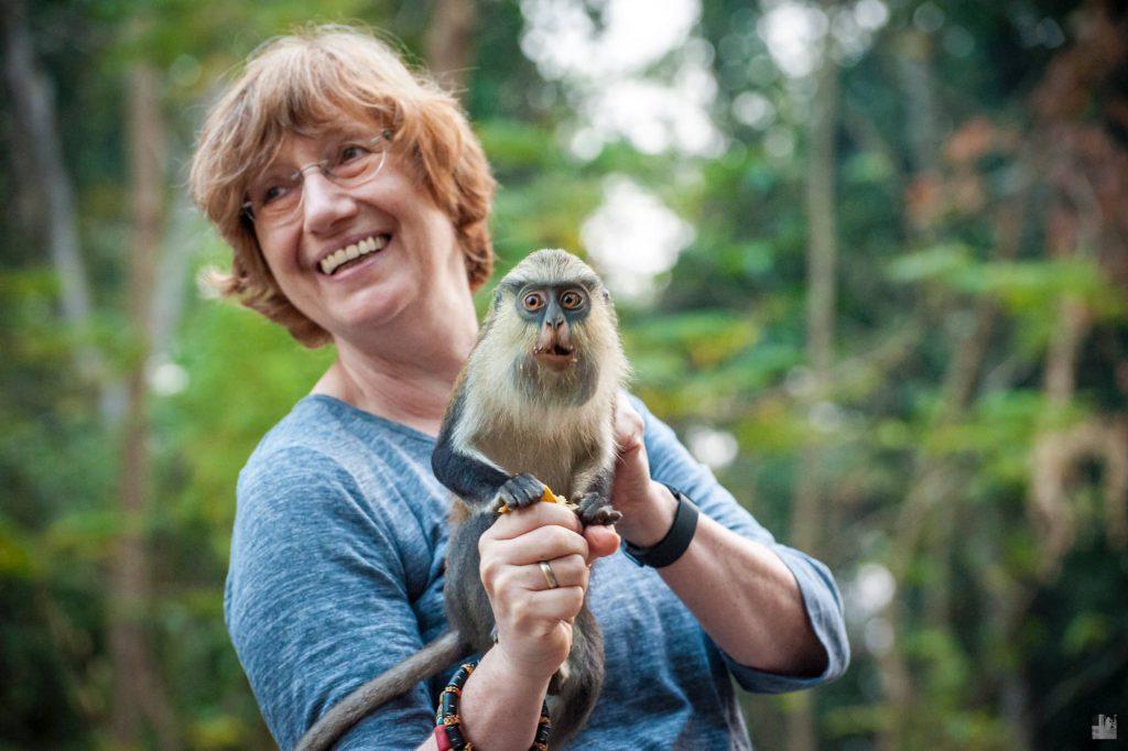Tafi Atome Mona Monkey