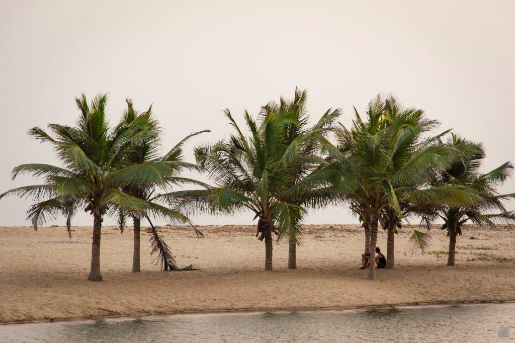 Strand von Dzita