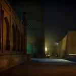 Nachtspaziergang in einer Oasenstadt - BurK.Fotografie