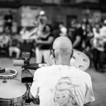 spontane Drumsession - BurK.Fotografie
