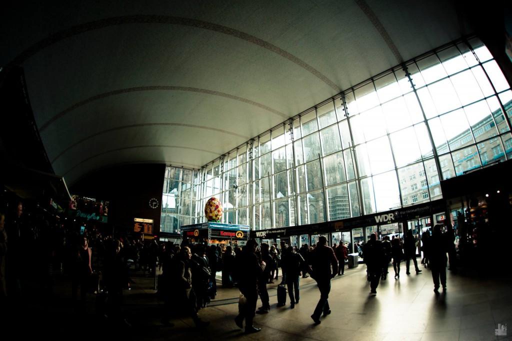 Streetfotografie mit dem Fisheye Objektiv - BurK.Fotografie