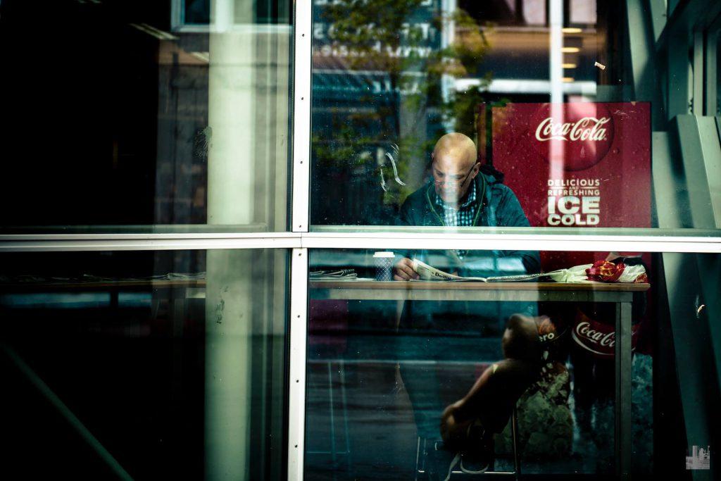 die Welt hinter Fenster - BurK.Fotografie