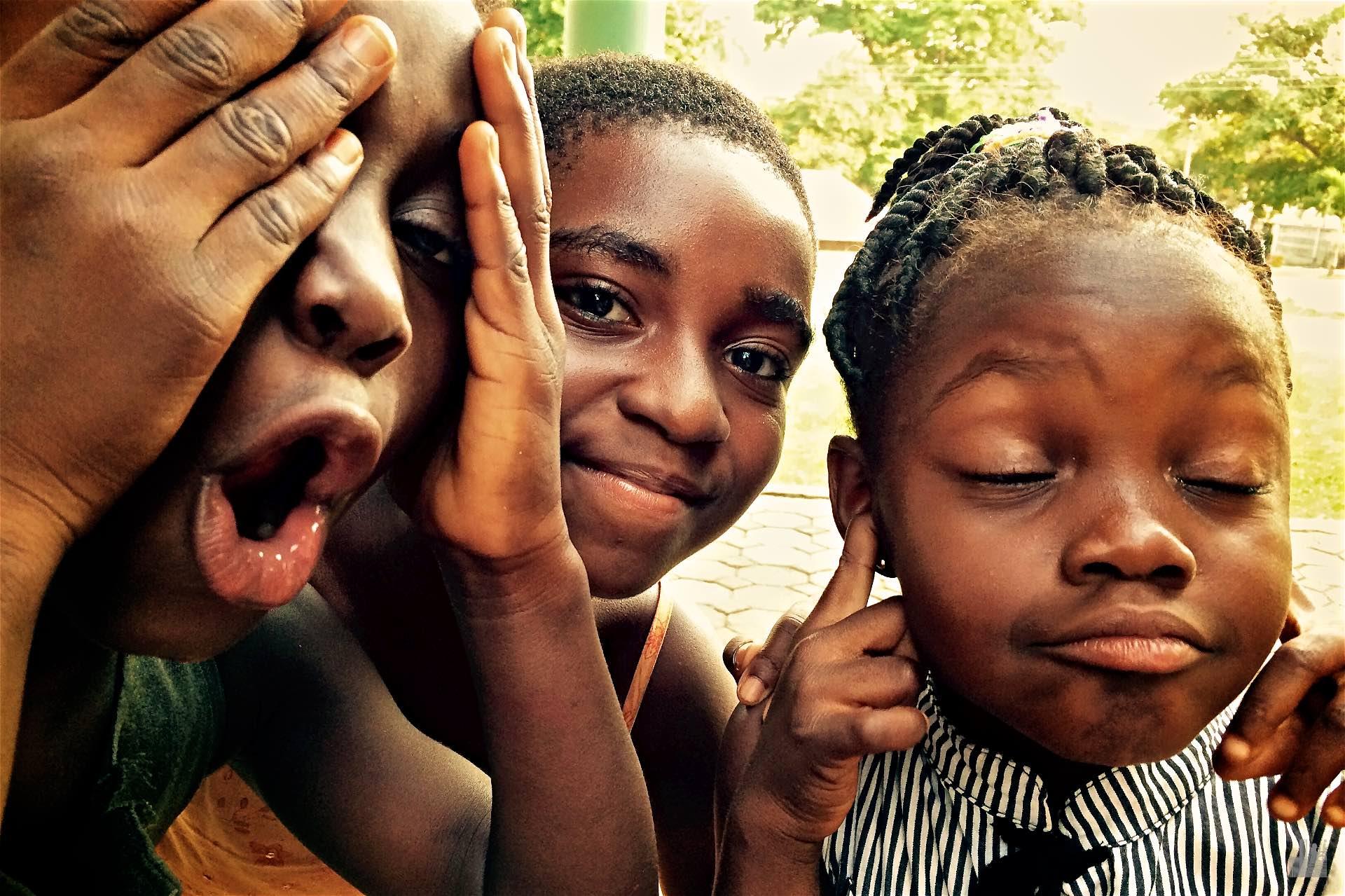 Kumasi girls