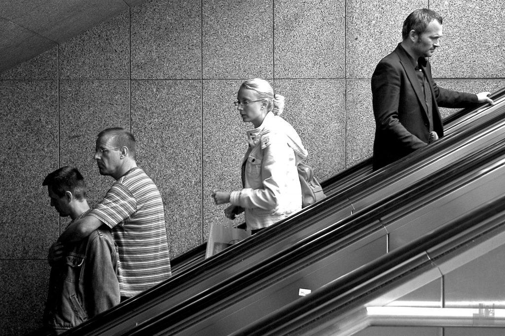Streetphotography in Deutschland - BurK.Fotografie