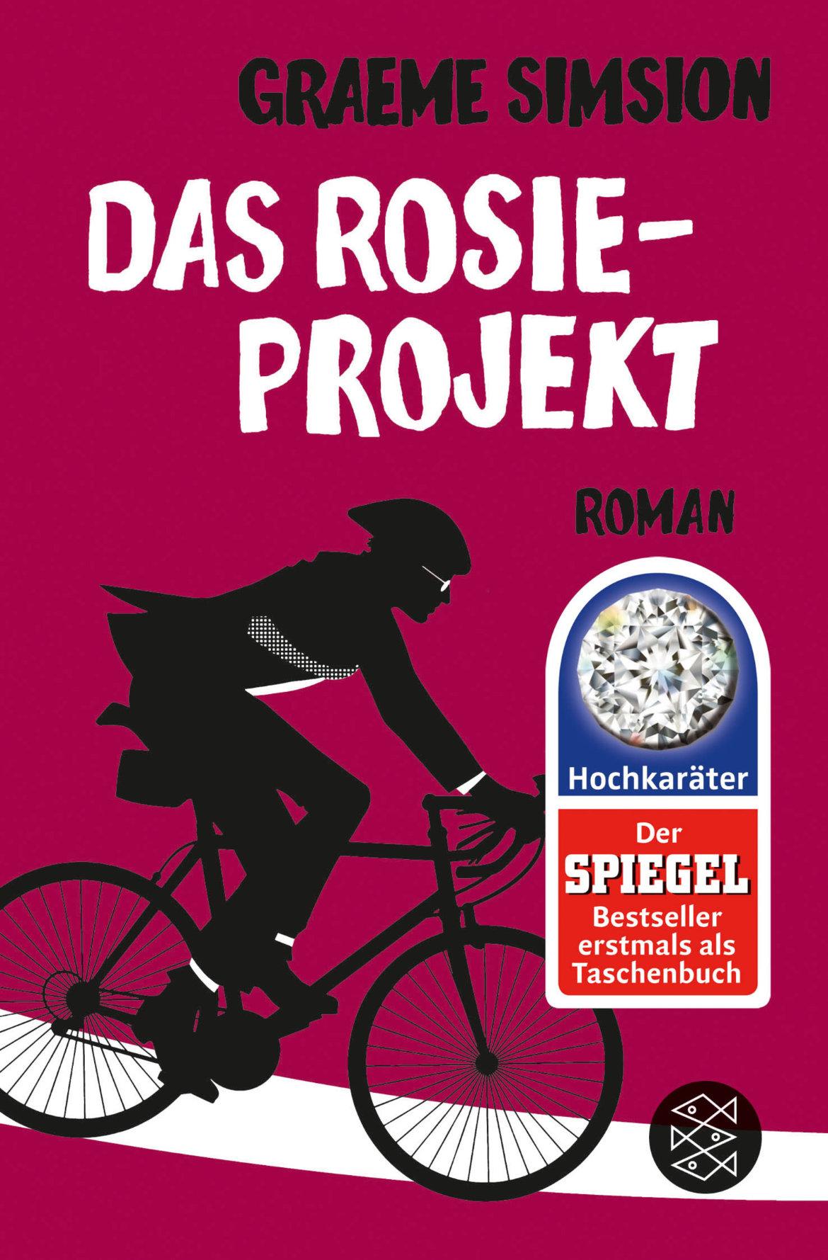 """Buchcover """"Das Rosie-Projekt"""""""
