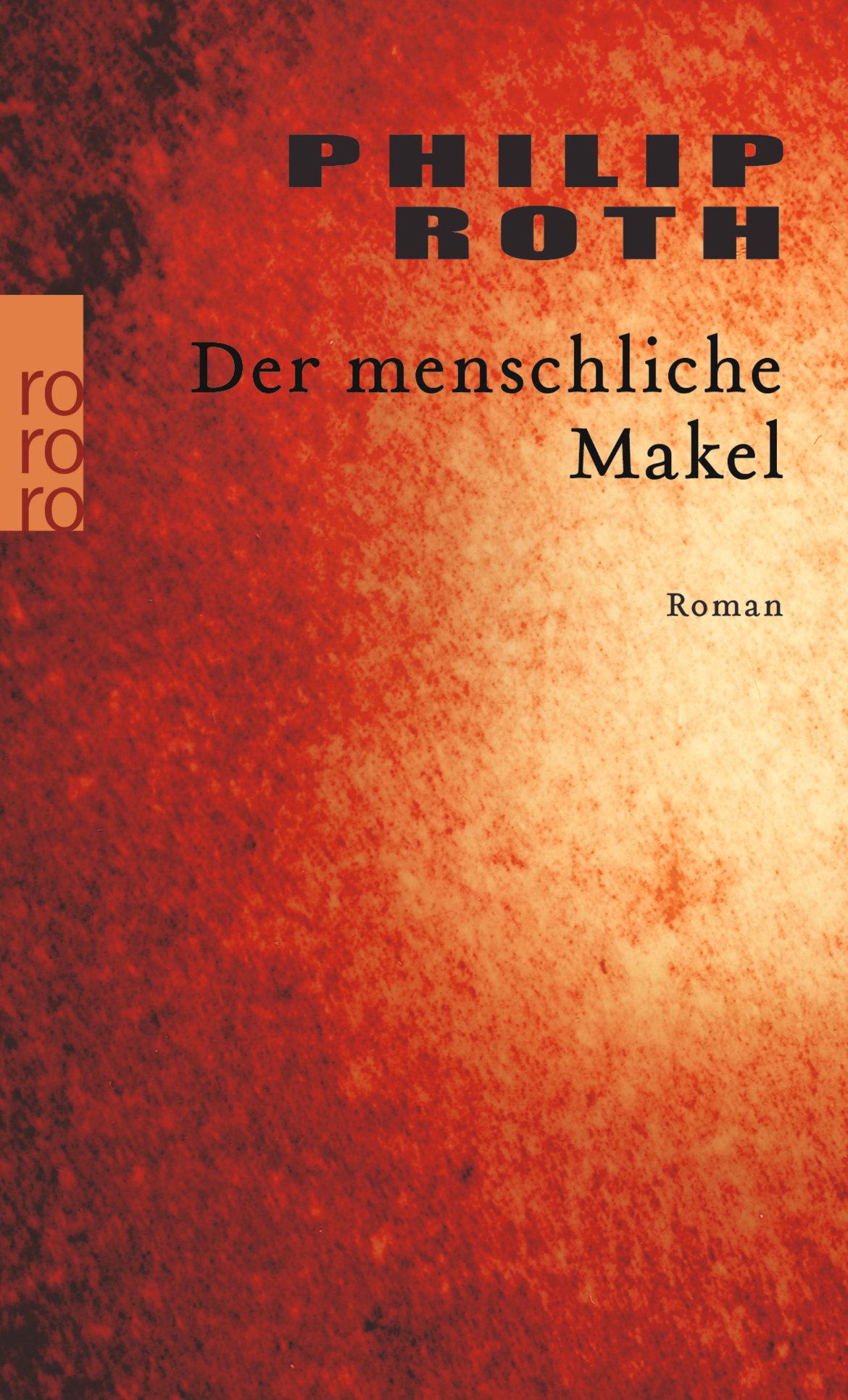 Buchcover Der menschliche Makel von Philip Roth